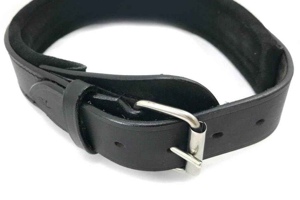 Extra brede halsband hond