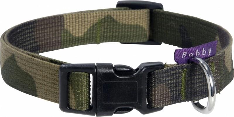 Halsband hond camouflage