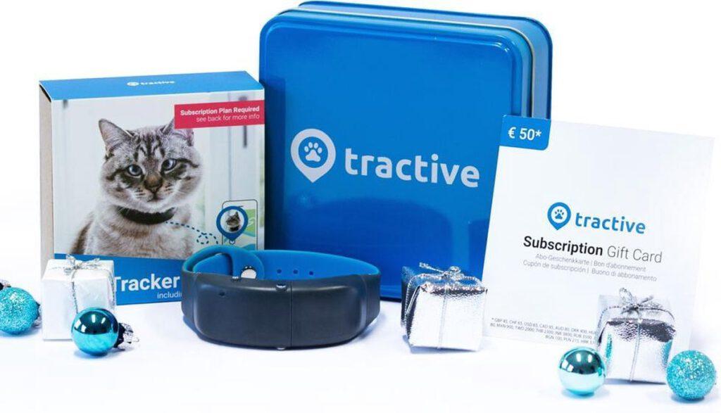 Tractive cat gps tracker kat gps halsband kat met veiligheidsslot