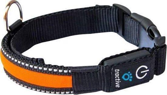 Tractive honden halsband